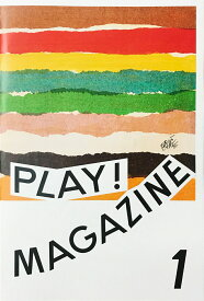 PLAY! MAGAZINE 1 [ ブルーシープ ]