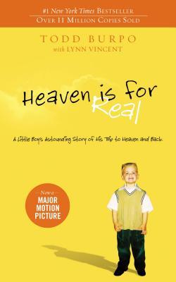 HEAVEN IS FOR REAL(B)【バーゲンブック】