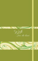 Write Journal (Spring Green): ...from the Heart