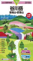 谷川岳(2018年版)