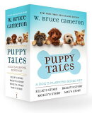 Puppy Tales: A Dog's Purpose 4-Book Boxed Set: Ellie's Story, Bailey's Story, Molly's Story, Max's S