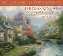 Thomas Kinkade Special Collector's Edition 2017 Deluxe Wall Calendar