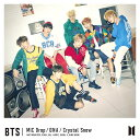 MIC Drop/DNA/Crystal Snow (初回限定盤A CD+DVD) [ BTS (防弾少年団) ]