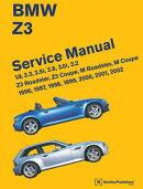 BMW Z3 Service Manual: 1996-2002: 1.9, 2.3, 2.5i, 2.8, 3.0i, 3.2 - Z3 Roadster, Z3 Coupe, M Roadster