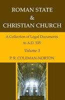 Roman State & Christian Church Volume 3