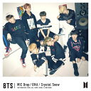 MIC Drop/DNA/Crystal Snow (初回限定盤B CD+DVD) [ BTS (防弾少年団) ]