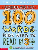 100 WORDS KIDS NEED TO READ BY 3RD G(P)