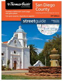 San Diego Thomas Guide - 59th Edition: Sdie
