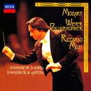 モーツァルト:交響曲第41番≪ジュピター≫、交響曲第31番≪パリ≫