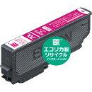 エコリカ エプソン ICM70L対応 リサイクルインクカートリッジ マゼンタ(染料) ECI-E70L-M
