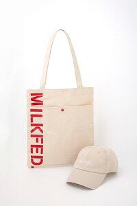 MILKFED.  SPECIAL BOOK Cap & Tote Bag ([バラエティ] mini特別編集)