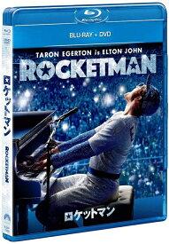 ロケットマン ブルーレイ+DVD<英語歌詞字幕付き>【Blu-ray】 [ タロン・エガートン ]