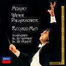 モーツァルト:交響曲第35番≪ハフナー≫ 第38番≪プラハ≫