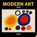 Modern Art 2020 Wall Calendar MODERN ART 2020 WALL CAL [ The Museum of Modern Art ]