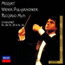 モーツァルト:交響曲第29番・第33番・第34番