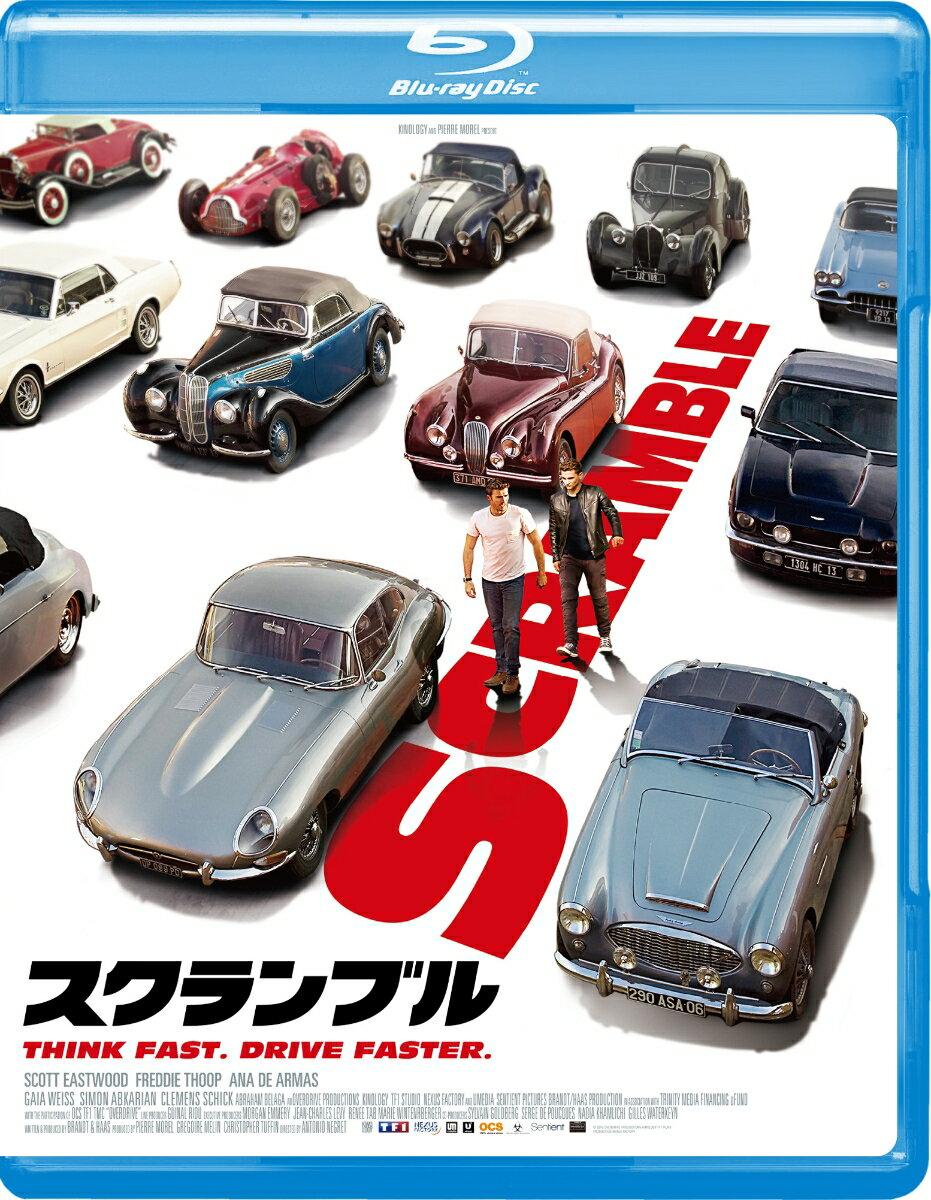スクランブル【Blu-ray】 [ スコット・イーストウッド ]