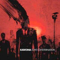 【輸入盤】LiveConsternation(+dvd)[Katatonia(Metal)]