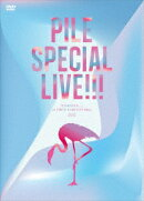 Pile SPECIAL LIVE!!!「P.S.ありがとう...」at TOKYO DOME CITY HALL