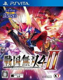 コーエーテクモ the Best 戦国無双4-2 PS Vita版