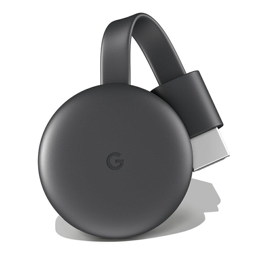 Google Chromecast チャコール