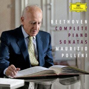 ベートーヴェン:ピアノ・ソナタ全集 [ マウリツィオ・ポリーニ ]
