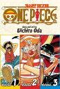 ONE PIECE #1-3(P) [ EIICHIRO ODA ]
