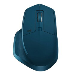 ロジクール MX MASTER 2S ワイヤレス マウス ミッドナイトティール