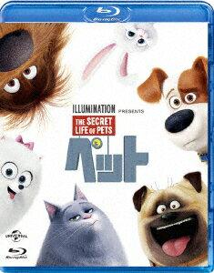 ペット【Blu-ray】 [ ルイス・C.K. ]