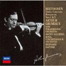 【予約】ベートーヴェン:ヴァイオリン協奏曲/ロマンス第1・2番
