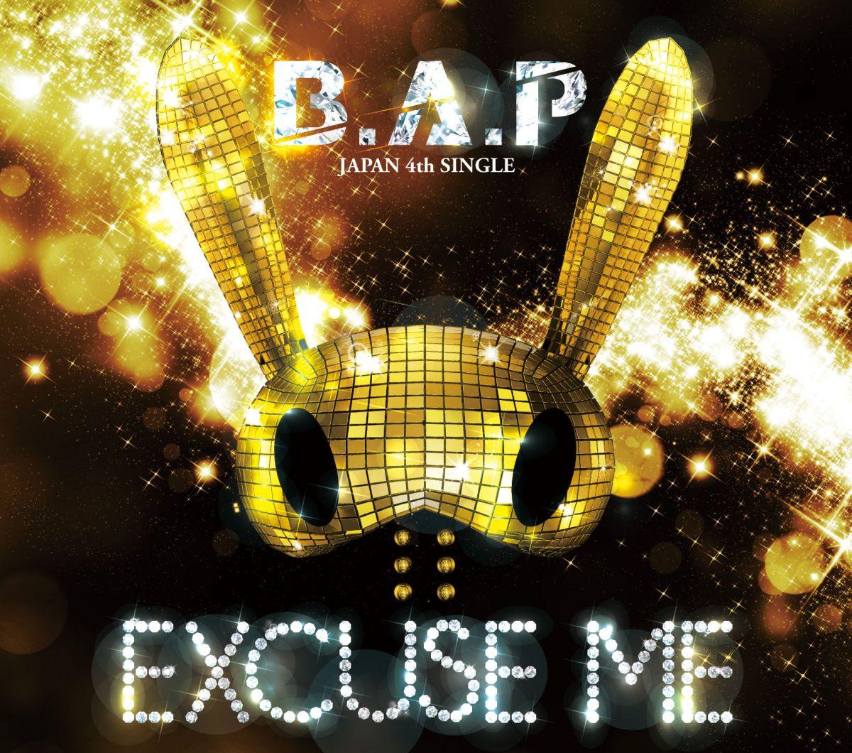 EXCUSE ME(TYPE-A CD+DVD) [ B.A.P ]