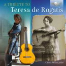 【輸入盤】A Tribute To Teresa De Rogatis-guitar Works: Cinzia Milani