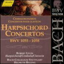 【輸入盤】Harpsichord Concertos.4-7: Levin(Cemb)rilling / Bach Collegium Stuttgart