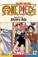 One Piece: East Blue 10-11-12, Vol. 4 (Omnibus Edition)