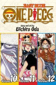 One Piece: East Blue 10-11-12, Vol. 4 (Omnibus Edition) 1 PIECE EAST BLUE 10-11-12 VOL (One Piece East Blue) [ Eiichiro Oda ]