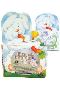 Five_Little_Bunnies_With_CD_(