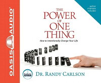 The_Power_of_One_Thing:_How_to