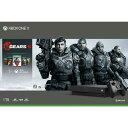 Xbox One X (Gears 5 同梱版)