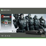 【予約】Xbox One X (Gears 5 同梱版)
