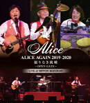 ALICE AGAIN 2019-2020 限りなき挑戦 -OPEN GATE- LIVE at NIPPON BUDOKAN【Blu-ray】