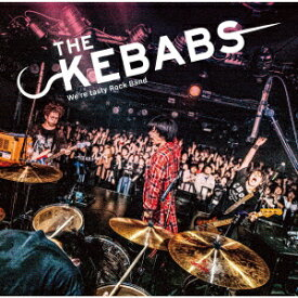 【楽天ブックス限定先着特典】THE KEBABS (メンバーデザイン恐竜柄「イカしたアクリルキーホルダー」付き) [ THE KEBABS ]