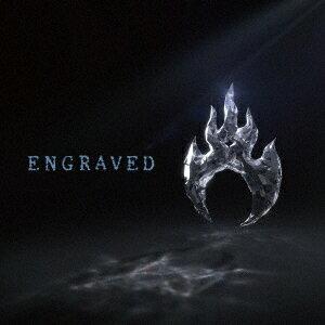ENGRAVED (初回限定盤 CD+DVD) (デラックスエディション) [ アンセム ]