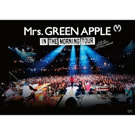 IN THE MORNING TOUR - LIVE at TOKYO DOME CITY HALL 20161208 [ Mrs.GREEN APPLE ]