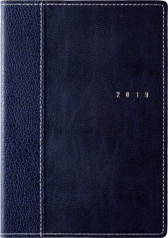 2019年度版 4月始まり No.631 シャルム(R) 1 ブルーブラック