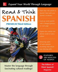 Read&ThinkSpanish,PremiumThirdEditionREAD&THINKSPANISHPREMIUM3(Read&Think)[TheEditorsofThinkSpanish]