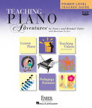 Teaching Piano Adventures, Primer Level Teacher Guide