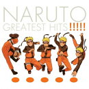 NARUTO GREATEST HITS!!!!!(CD+DVD)