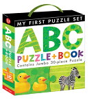 ABC Puzzle and Book [With Puzzle]