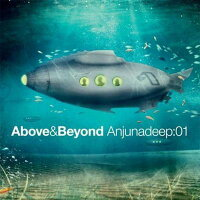 【輸入盤】Anjunadeep:01[Above&Beyond]