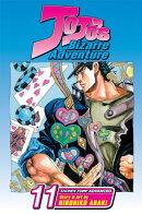 Jojo's Bizarre Adventure: Part 3--Stardust Crusaders, Vol. 11