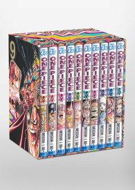 ONE PIECE 第三部 EP9 BOX・お菓子の国 (ジャンプコミックス ONE PIECE BOXSET) [ 尾田 栄一郎 ]